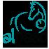 Terapia con caballos en Madrid | Al Paso Logo